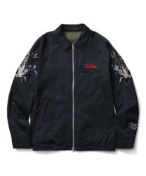 二宮和也 VS嵐 12/12 衣装 CRIMIE REVERSIBLE SOUVENIR JACKET