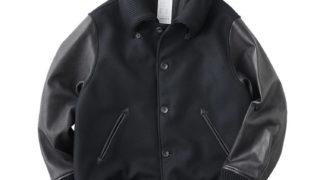玉森裕太 グランメゾン東京 12/15 衣装 ブルゾン 平古祥平 KURO Varsity Jacket / Black
