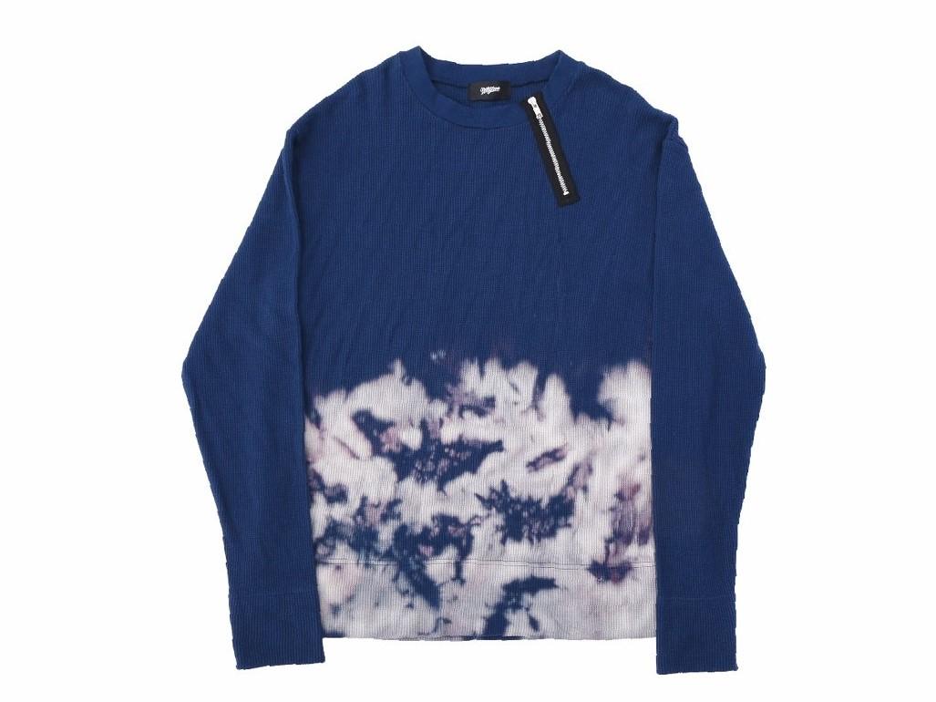 VS嵐 嵐 櫻井翔 1/16 衣装 カットソー MYne Thermal pullover / BLUE