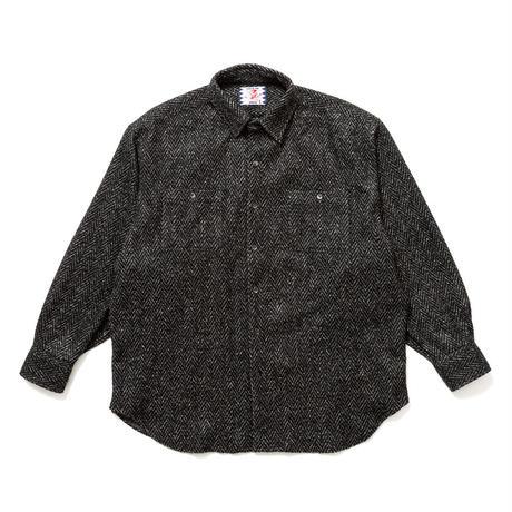嵐 松本潤 VS嵐 1/9 衣装 SON OF THE CHEESE Big Herrignbone Shirt