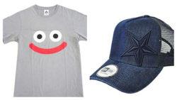 嵐 voyage 二宮和也 私服 私物 メタルスライムTシャツ NewEra