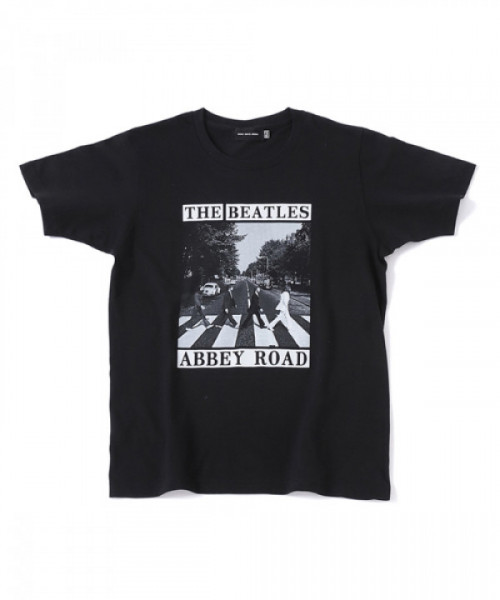 嵐 二宮和也 VS嵐 衣装 Tシャツ BEATLES ABBEY ROAD BW