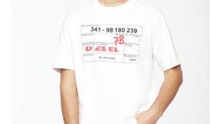 嵐 大野智  私服 NETFLIX Voyage ネトフリ ドキュメンタリー DIESEL Tシャツ