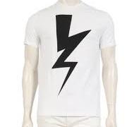 Snow Man  ラウール 衣装 7G 3/26 Neil Barrett THUNDERBOLT  Tシャツ