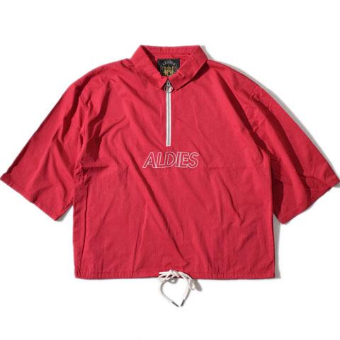 嵐 櫻井翔 VS嵐 3/5 衣装 ALDIES/アールディーズ 『Star Zip Shirt』 スタージップシャツ