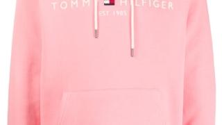 嵐 二宮和也 VS嵐 3/26 衣装 TOMMY HILFIGER ロゴ スウェットパーカー