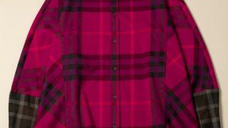 なにわ男子 道枝駿佑 衣装 Myojo 2020年5月号 CASPER JOHN AIVER 切替えドルマンチェックシャツ