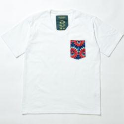 嵐 櫻井翔 私服 Tシャツ NETFLIX Voyage CLOUDY Pocket T-SHIRTS Vneck 025