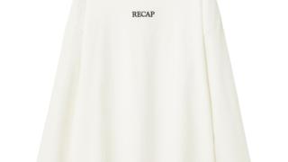 Snow Man ラウール 私服 GU ロングスリーブT Tシャツ RECAP