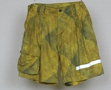 VS嵐 5/14 二宮和也 衣装 HUMIS CHEMICAL 3-tack shorts リモート嵐ー1グランプリ