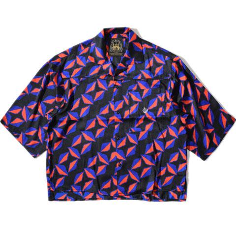 Hey!Say!JUMP 八乙女光 ヒルナンデス 衣装 ALDIES/アールディーズ 『Soft Half Sleeve Shirt』 ソフトハーフスリーブシャツ