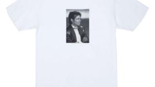 松本潤 私服 SUPREME Tシャツ マイケルジャクソン Michel Jackson