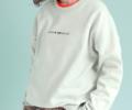 嵐 二宮和也 weibo 受賞 衣装 EMMA CLOTHES ビッグシルエットポンチプルオーバーロゴスウェット(LEAVE MΣ ALONE) スウェット