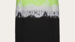 平野紫耀 行列のできる法律相談所 衣装 ニット セーター VALENTINO クルーネックセーター ジェリーブロック