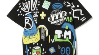 Hey!Say!JUMP 有岡大貴 ヒルナンデス 7/7 衣装 Veni Vedi Vici GLOBO HAND ハンドペイントTシャツ
