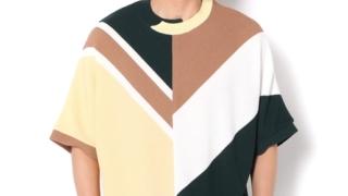 松村北斗 SixTONES Myojo 2020年9月号 衣装 CULLNI/クルニ】ドルマンニットプルオーバー