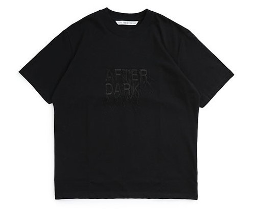 山田涼介 duet Yamada Closet  私服 私物 JOHN LAWRENCE SULLIVAN 'AFTER DARK' EMBROIDERED TEE