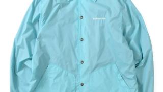 櫻井翔 VS嵐 8/20 衣装 Lafayette ラファイエット BASIC COACH JACKET コーチジャケット LS201003 LIGHT BLUE ライトブルー