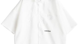伊野尾慧 メレンゲの気持ち 8/1 衣装 SHAREEF BUTTERFLY 蝶 シャツ