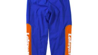 相葉雅紀 TikTok 衣装 私服 パンツ にのあい Lafayette ラファイエット COLORBLOCK NYLON TRACK PANTS トラックパンツ LS201202 ROYAL ロイヤル