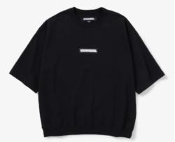 相葉雅紀 嵐 私服 スウェット Tシャツ あらしらせ インスタライブ NEIGHBORHOOD MICRO / C-CREW . 3Q