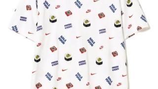 有岡大貴 ヒルナンデス 衣装  9/29 Tシャツ GIMBAP お寿司 巻きずし NIKE