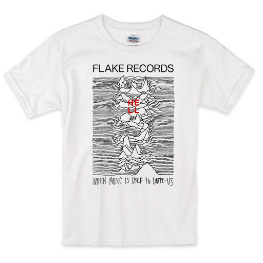 岩本照 SnowMan 私服 Tシャツ FLAKE RECORDS X ATATA X HELL すのちゅーぶ スノチューブ youtube 筋トレ 9/2