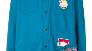 伊野尾慧 メレンゲの気持ち 10/17 衣装 Maison Mihara Yasuhiro レイヤードヘム シャツ