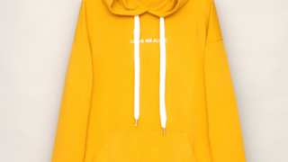 大野智 VS嵐 10/8 衣装 EMMA CLOTHES ビッグシルエットポンチプルオーバーロゴパーカー LEAVE MΣ ALONE