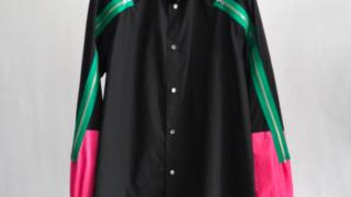 櫻井翔 VS嵐 衣装 10/15 KIDILL キディル Jamie Reid Zip Shirts シャツ