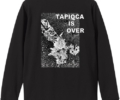 二宮和也 ニノ VS嵐 11/19 衣装 NICHE JOETAPIOCA IS OVER Long Sleeve T-shirt