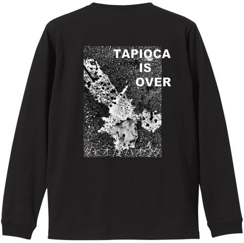 二宮和也 ニノ VS嵐 11/19 衣装 NICHE JOETAPIOCA IS OVER Long Sleeve T-shirt