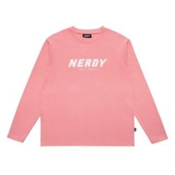 道枝駿佑 なにわ男子 RIDE ON TIME 私服 Tシャツ NERDY Logo T-shirt