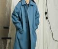 玉森裕太 オー!マイ・ボス! 衣装 1話 MAISON SPECIAL マルチファブリックオーバーサイズステンカラーコート