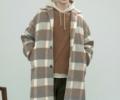 大西流星 なにわ男子 Myojo 衣装   暖かみのあるくすみカラーとフェザーメルトンの素材感