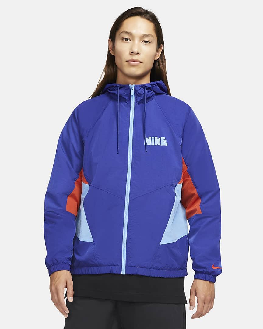 二宮和也 VS魂 衣装 1/14 NIKE スポーツウェア ウィンドランナー