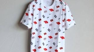 宮近海斗 Travis Japan トラジャ 私服 Tシャツ NIKE HOOD SUSHI 寿司 Tシャツ