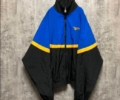 岸優太 衣装 VS魂 1/14 King&Prince キンプリ REEBOK ベクター刺繍ロゴマルチデザインナイロンジャケット