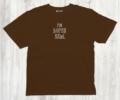 宮近海斗 私服 Tシャツ RIDE ON TIME ROT Travis Japan トラジャ I'M SUPER KEWL
