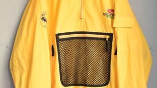 相葉雅紀 VS魂 衣装 2/4 90's NAUTICA/ノーティカ 'NAUTICA SCUBA' ハーフジップ ナイロンジャケット