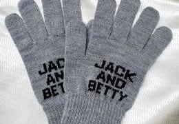 上田竜也 ネメシス 星憲章 衣装 手袋 JACK AND BETTY