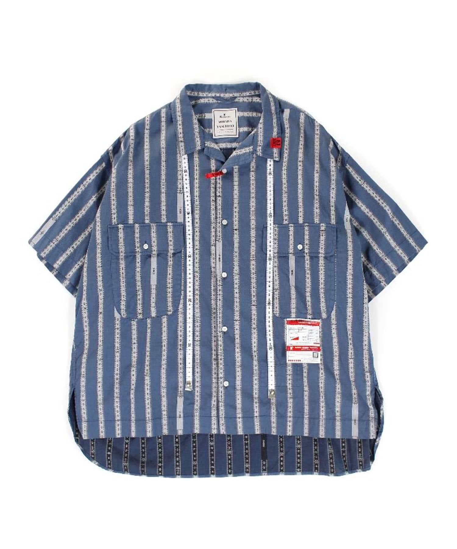 ジェシー 私服 SixTONES youtube MIHARA YASUHIRO Major Jaquard H/S Shirts