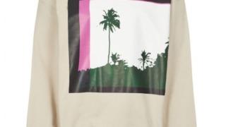 大橋和也 まだアプデしてないの 衣装 スウェット Dries Van Noten Haxti Sweatshirt