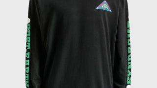 伊野尾慧 JUMPHOUSE 衣装  POST EARTH SYNDROME LONG SLEEVE T-SHIRT 長袖Tシャツ