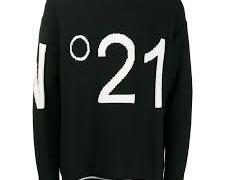 那須雄登 私服 美少年 ニット N°21 ニット クルーネックセーター