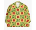 八乙女光 ヒルナンデス 衣装 2/23 ネオンサイン NEON SIGN 開襟シャツ サイズ46/48 花柄 トップス 長袖 POPPY LONGSLEEVE SHIRT