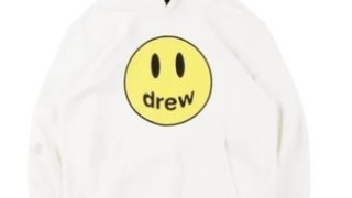 横尾渉 私服 キスラジ パーカー Drew House Mascot Hoodie - White