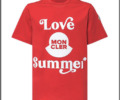 佐藤勝利 duet 衣装 Sexy Zone Moncler Love Summer Tシャツ