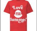 佐藤勝利 duet 衣装 Sexy Zone Moncler Love Summer Tシャツ