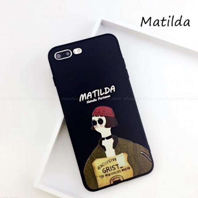 菊池風磨 私物 スマホケース スマホカバー MATILDA IPhone